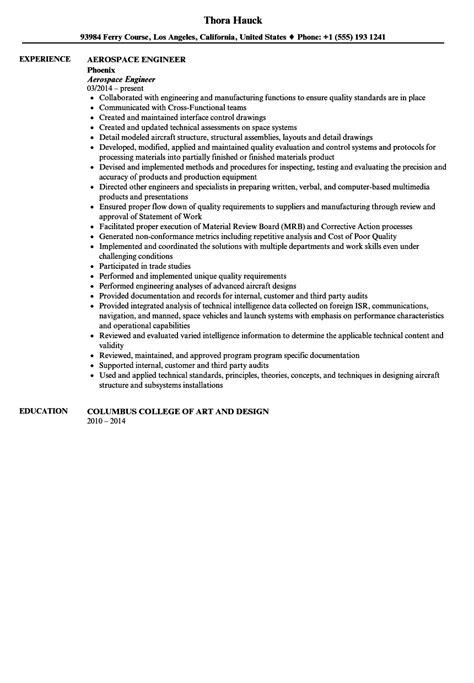 Aerospace Quality Inspector Resume by Aeronautical Engineer Sle Resume 2 Japan Map Cities