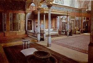 Various Sections of the Topkapi Palace