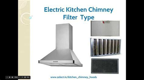 Kitchen Chimney hood filter types   YouTube