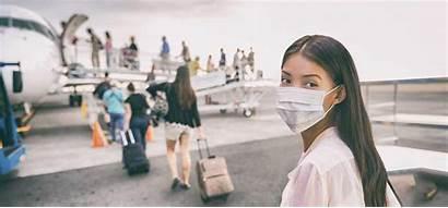 Travel International Coronavirus Covid Covid19 Relation Travellers