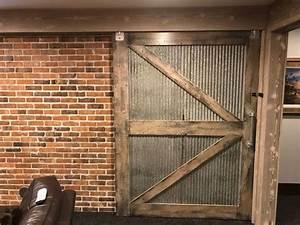 sliding doors grain designs With aluminum barn door track