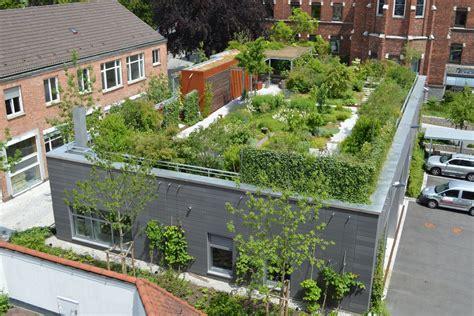Dachbegruenung Natuerliche Klimaanlage by Geb 228 Udebegr 252 Nung Nat 252 Rliche Klimaanlagen