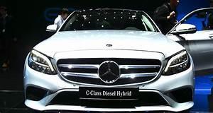 Mercedes Classe C Restylée 2018 : salon de gen ve 2018 nos photos de la mercedes classe c restyl e ~ Maxctalentgroup.com Avis de Voitures
