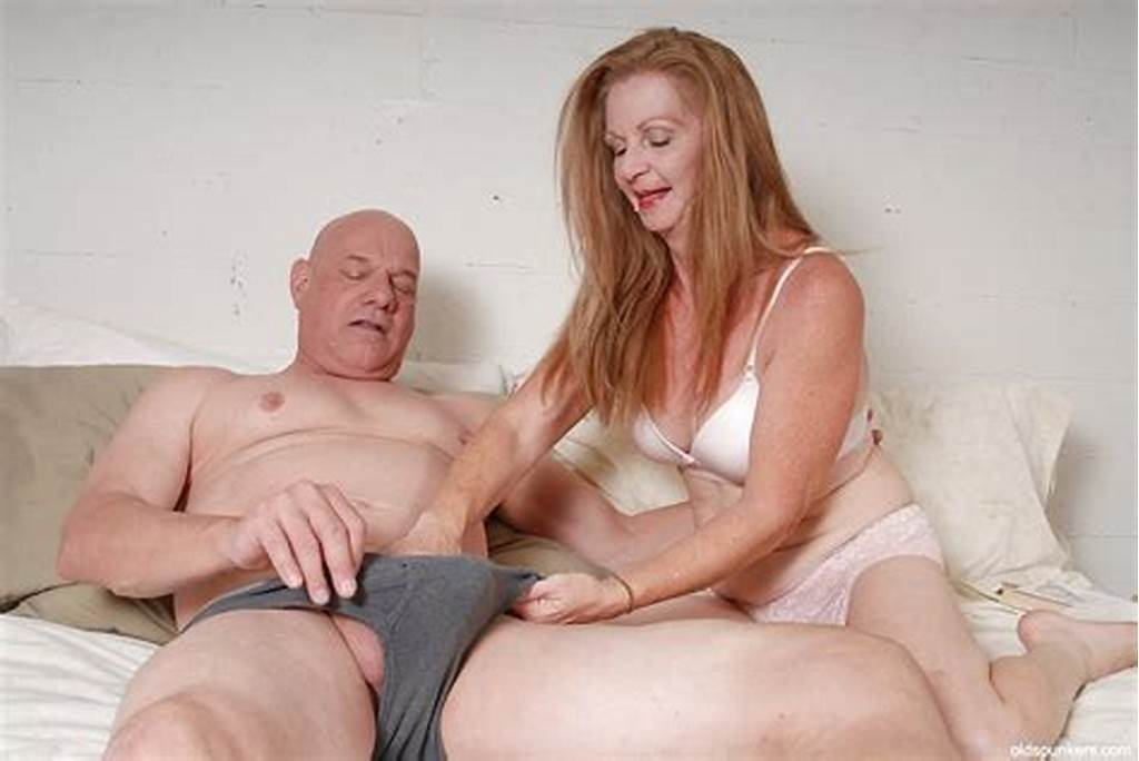 #Old #Cowgirl #Tiffany #Has #Her #Granny #Pussy #Nailed #Hardcore
