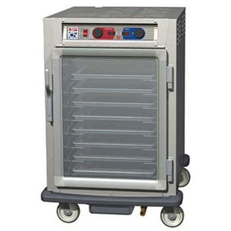 temperature humidity controlled cabinets metro c595 sfc u heated holding cabinet controlled