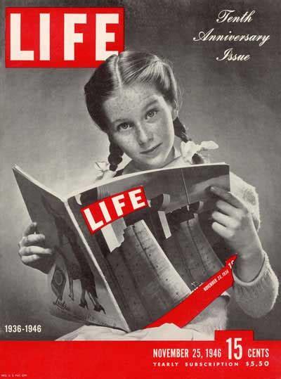 40 Best Life Magazine Covers ~ Vintage Everyday
