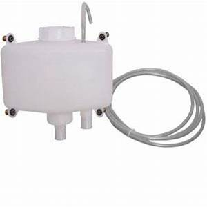 Alde Expansion Tank For Corner Installation For The