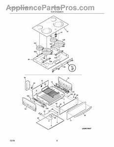 Parts For Frigidaire Ples389ecd  Top    Drawer Parts
