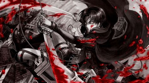 Anime Bloody Wallpaper - blood anime wallpapers backgrounds
