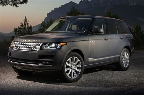 in the range from 2016 land rover range rover pricing for sale edmunds