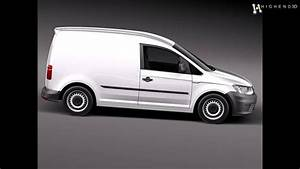 Volkswagen Caddy Van : volkswagen caddy cargo van 2016 3d model from youtube ~ Medecine-chirurgie-esthetiques.com Avis de Voitures