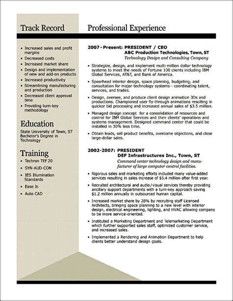 Awards On Federal Resume by Doc 638825 Award Winning Resume Templates Best Resume Exle Bizdoska