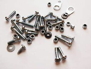 bolts nuts screws ozark trail  ez  coleman canopy gazebo replacement part ebay