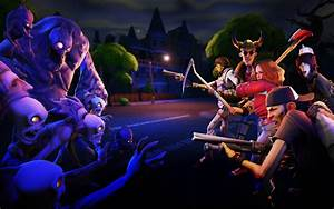 Fortnite Is Epic Games First Unreal Engine 4 Game Giant