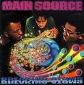 Shhh/Peaceful: Main Source - Breaking Atoms (1991) (320)