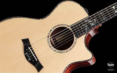 Guitar Taylor Guitars Wallpapers Acoustic Background Desktop