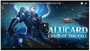 EpicAmazingMobile Legends Bang Bang New Skin Of Alucard