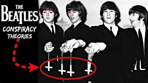 Beatles Illuminati by The Creepiest Conspiracy Theories About The Beatles Paul