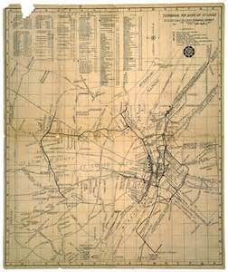 St. Louis Railroad Map