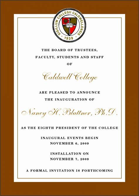 formal business dinner invitation wording