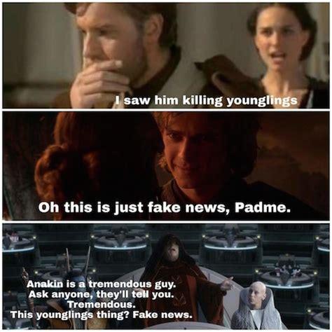 Best Star Wars Memes - 33 hilarious star wars prequel memes smosh