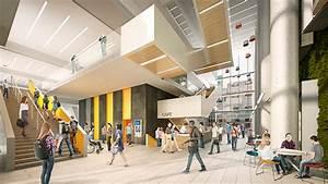 Ryerson unveils major development on church st for Interior decorating ryerson