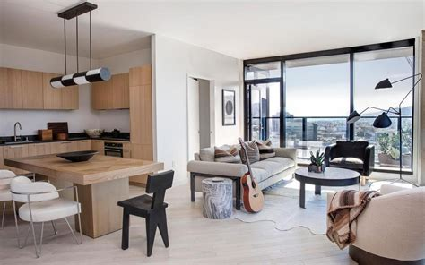 Brand New Apartment Buildings For A New Year