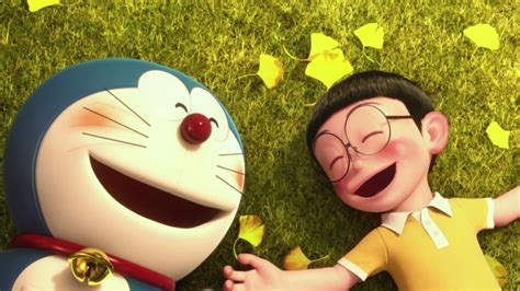 Stand By Me Doraemon and Nobita Friendship Movie HD