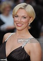Hannah Waddingham attends the premiere of 'How To Lose ...