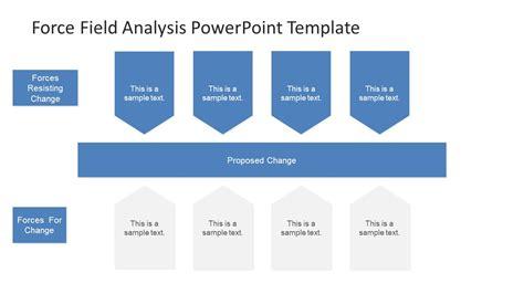 field analysis diagram template field analysis powerpoint diagram slidemodel