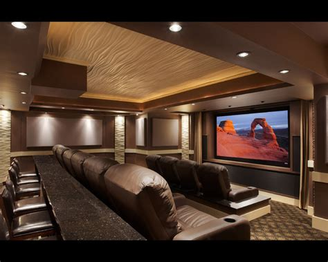 Home Theater Designs And Installation Ottawa  Latest Home