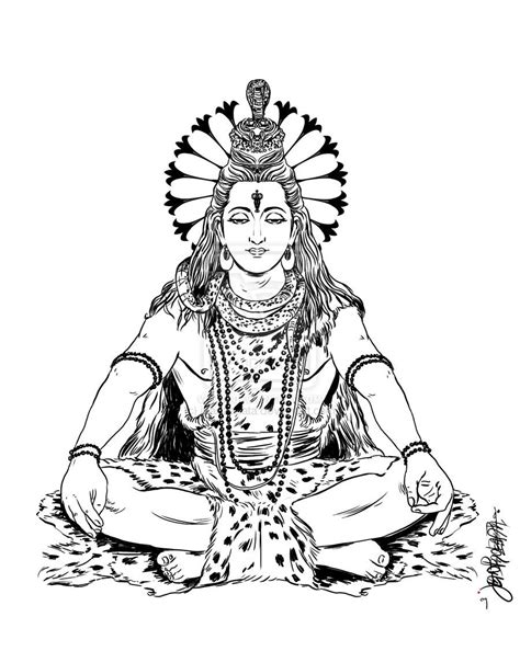 indian god vector - Pesquisa Google in 2019 | Shiva tattoo