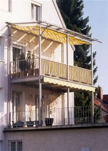 Balkon markise innenraume und mobel ideen for Markise balkon mit steinwand tapete weiß
