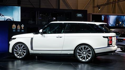 Land Rover Range Rover 2019 by 2018 Geneva 2019 Land Rover Range Rover Sv Coupe Modcarmag