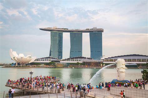 Tourism Contribution To Singapore Economy.