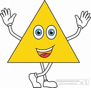 Mathematics clipart triangle - Pencil and in color ...