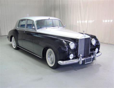 1960 Rollsroyce Silver Cloud Ii 4 Door Sedan 62048