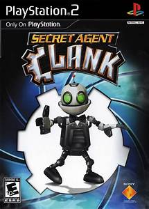 Secret Agent Clank Sony Playstation 2 Game