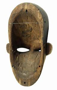 Ibibio  Mask 1  Nigeria