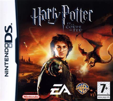 jeux de harry poter harry potter et la coupe de feu sur nintendo ds jeuxvideo