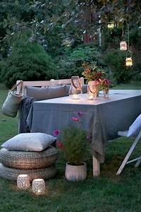 Beleuchtung Für Gartenparty : windlichter spektakul r f r die sch nste gartenparty ~ Markanthonyermac.com Haus und Dekorationen