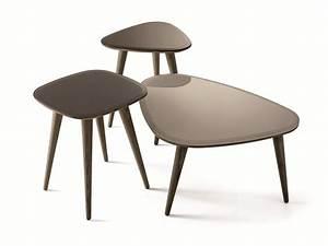 Gallotti Radice : oak coffee table fifties by gallotti radice design studio g r ~ Orissabook.com Haus und Dekorationen