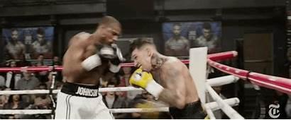 Creed Fight Scene Take Rocky Shot Incredible
