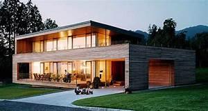 plan autoconstruction maison ossature bois boismaison With autoconstruction maison bois prix