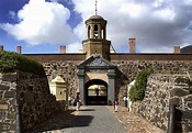 The Castle of Good Hope - Ealry Colonial Style Travel