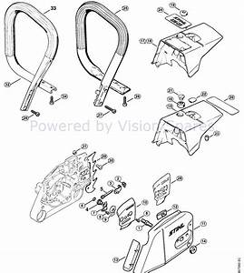 Lh 8606  036 Stihl Chainsaw Parts Diagram Images Wiring