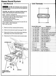 Radio Wiring Diagram For 2003 Honda Civic  Radio  Free