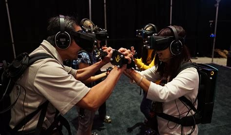 Virtual Reality Gets Social At Sundance, Proof That The Future Of Vr Is Shared Experiences