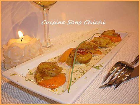 cuisine greque noix de jacques au curry sauce citron vert une