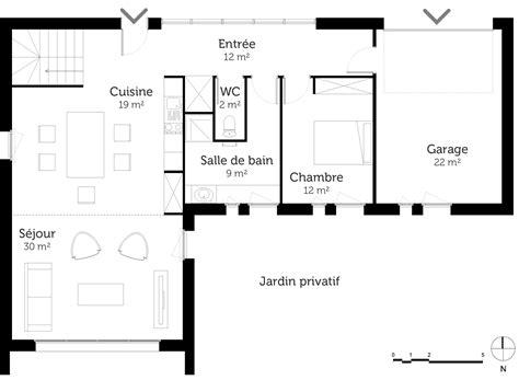 dressing dans chambre 12m2 plan maison de plain pied avec mezzanine ooreka